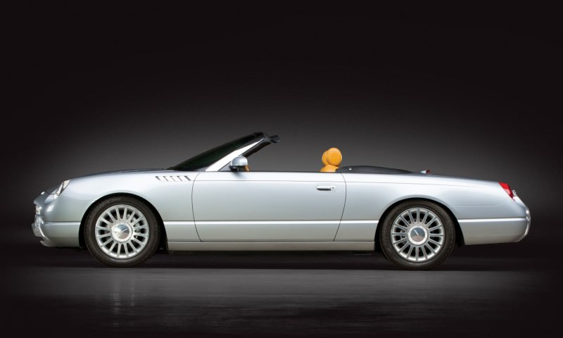 2003 Ford Thunderbird Supercharged Concept 30