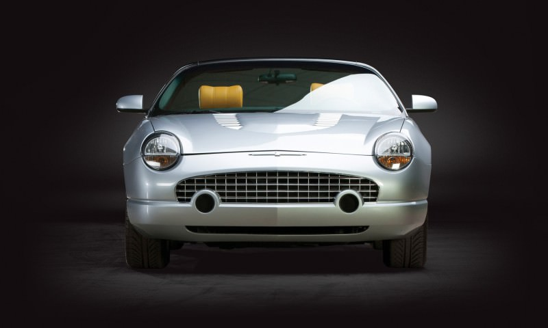 2003 Ford Thunderbird Supercharged Concept 45