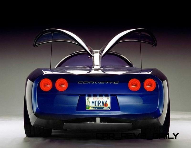 2003 ItalDesign Moray Corvette By Giugiaro 13