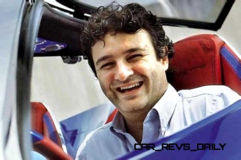 2003 ItalDesign Moray Corvette By Giugiaro 22
