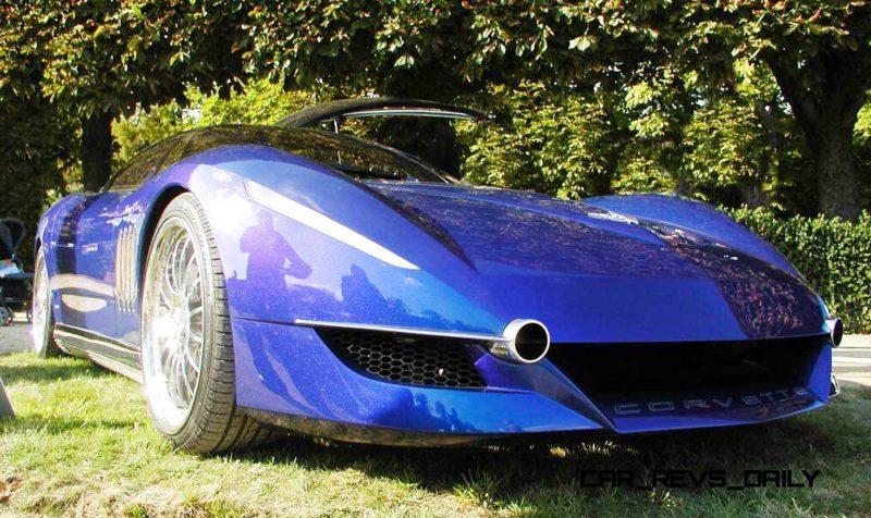 2003 ItalDesign Moray Corvette By Giugiaro 3