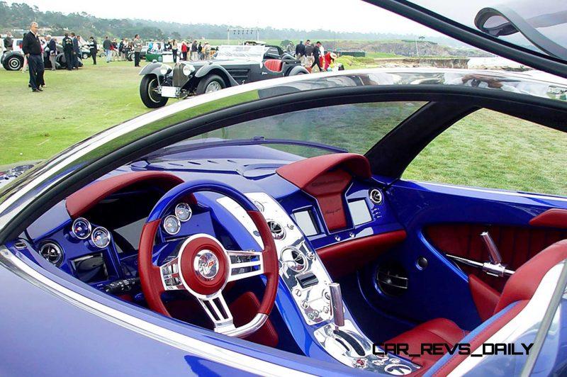 2003 ItalDesign Moray Corvette By Giugiaro 31