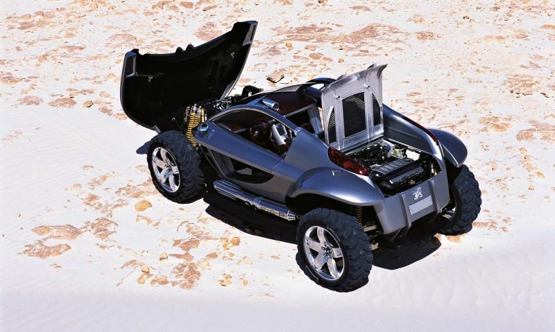 2003 Peugeot Hoggar 22