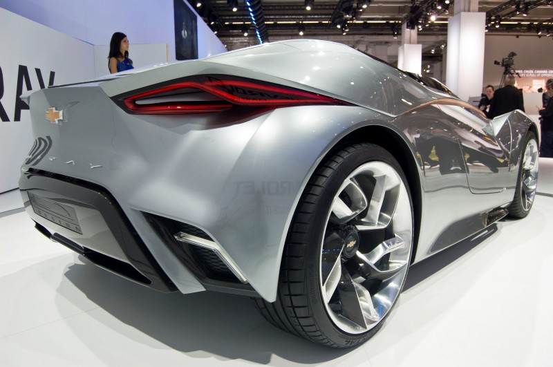 2011 Chevrolet Miray Roadster Concept 35