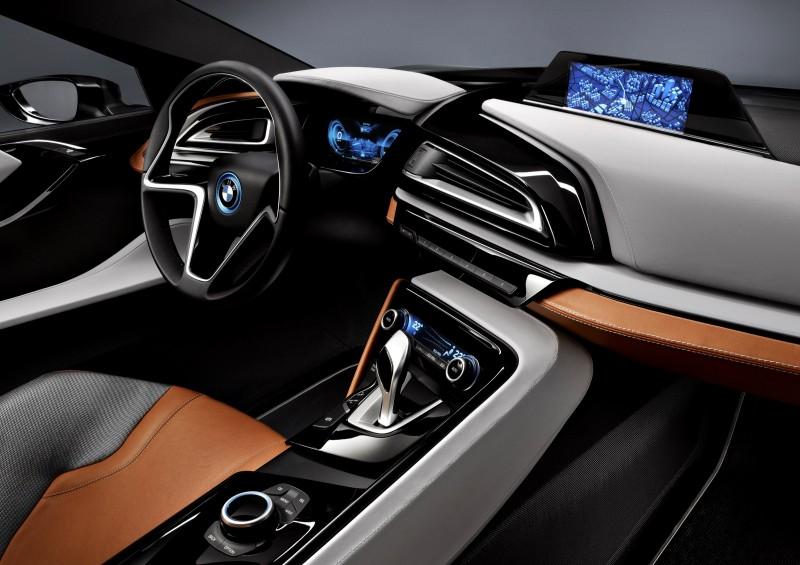 2012 BMW i8 Concept Spyder 23