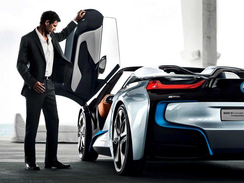 2012 BMW i8 Concept Spyder 28