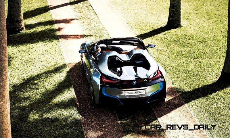 2012 BMW i8 Concept Spyder 41