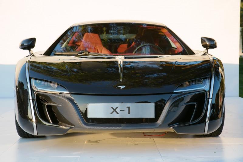 2012 McLaren X-1 3