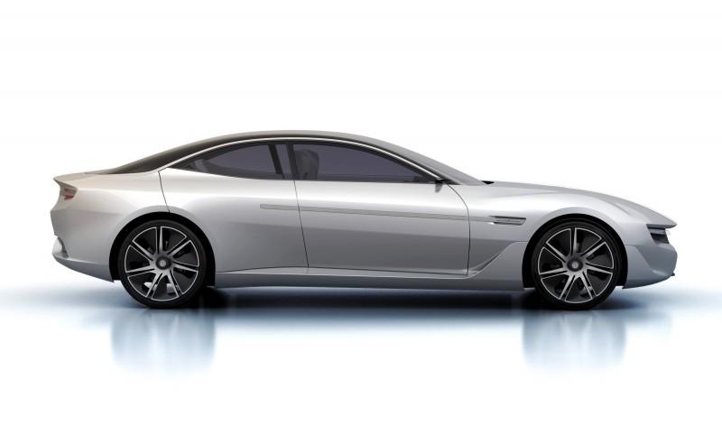 2012 Pininfarina Cambiano 36