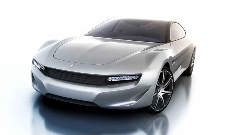 2012 Pininfarina Cambiano 44