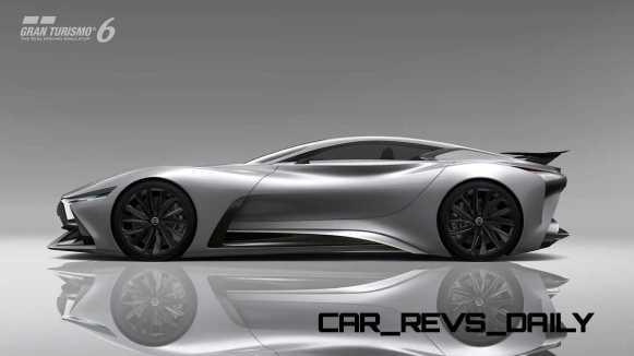 2014 INFINITI Concept Vision Gran Turismo 15