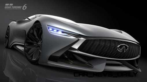 2014 INFINITI Concept Vision Gran Turismo 17