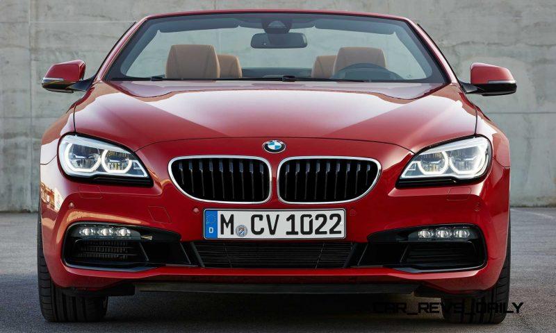 2015 BMW 6 Series 4