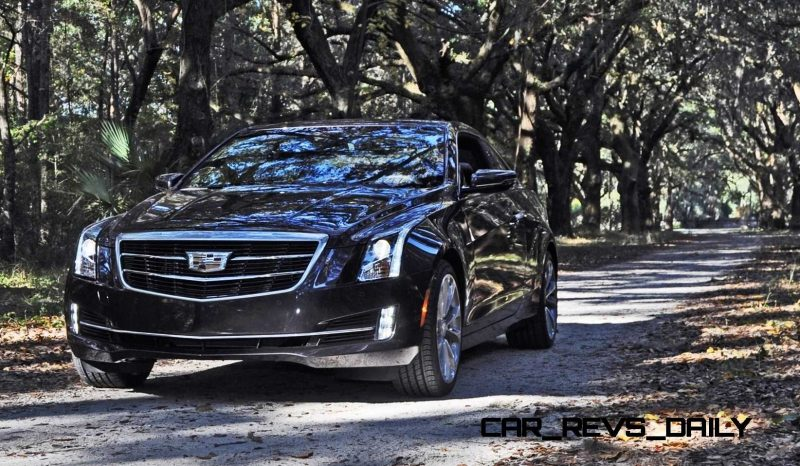 2015 Cadillac ATS Coupe 2.0T Performance 10