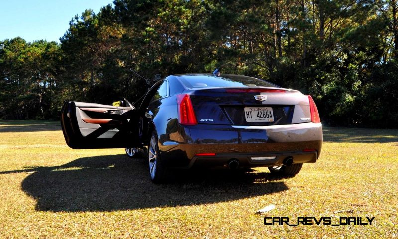 2015 Cadillac ATS Coupe 2.0T Performance 113