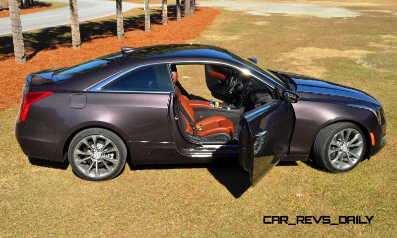 2015 Cadillac ATS Coupe 2.0T Performance 120