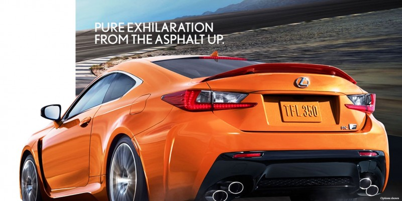 2015 Lexus RC F Colors and Wheels Visualizer 15