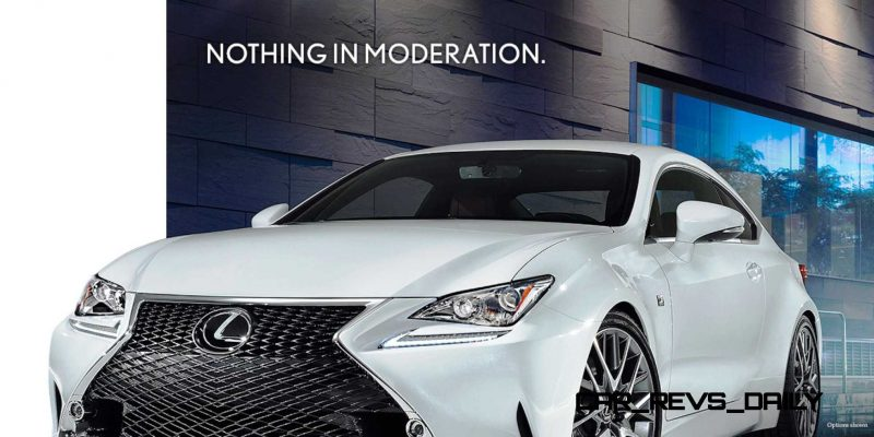 2015 Lexus RC F Colors and Wheels Visualizer 16