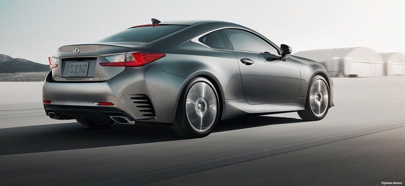 2015 Lexus RC F Colors and Wheels Visualizer 17
