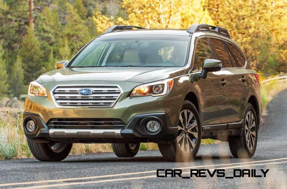 2015 Subaru Outback 10