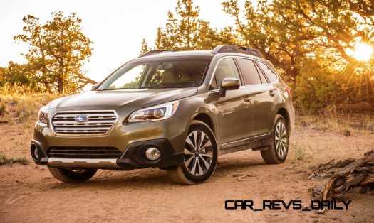 2015 Subaru Outback 11