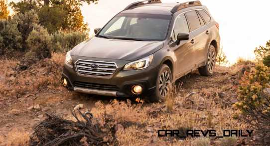 2015 Subaru Outback 16