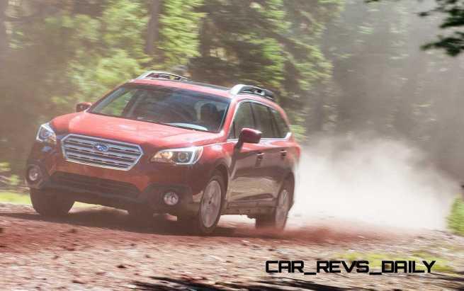 2015 Subaru Outback 33