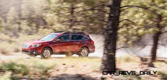 2015 Subaru Outback 36