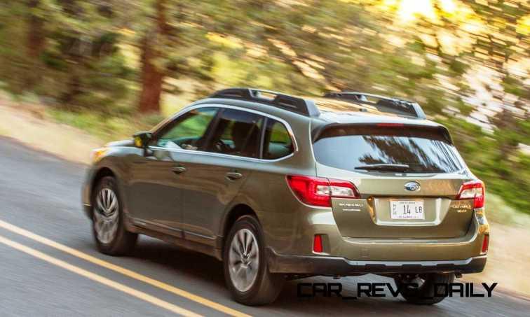 2015 Subaru Outback 4