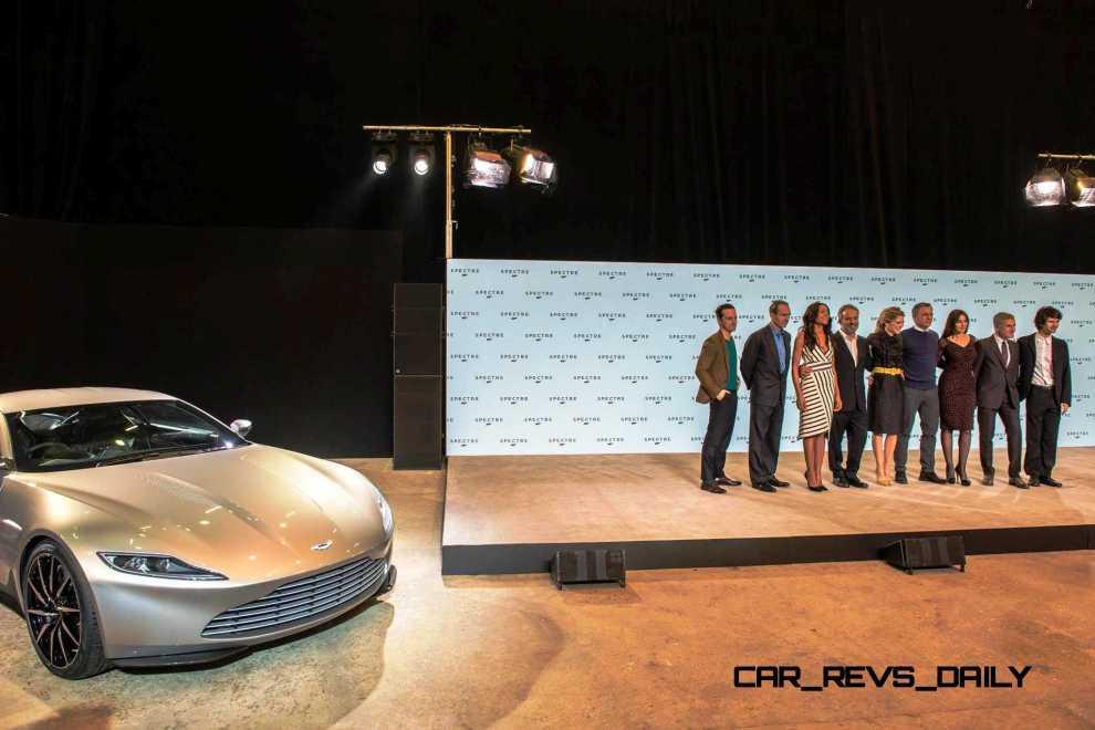 2016 Aston Martin DB10 Spectre 1