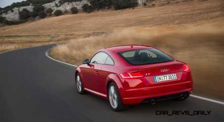 2016 Audi TT 51