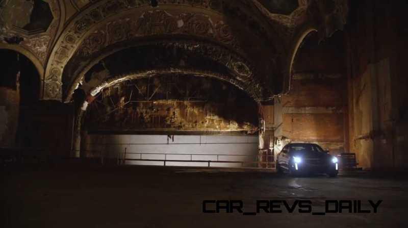 2016 Cadillac CTS Vseries Video Stills 11