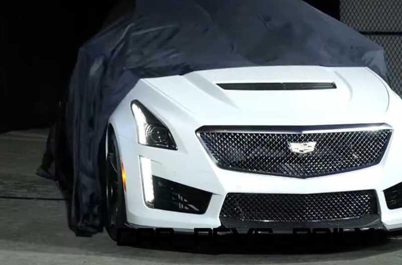 2016 Cadillac CTS Vseries Video Stills 2