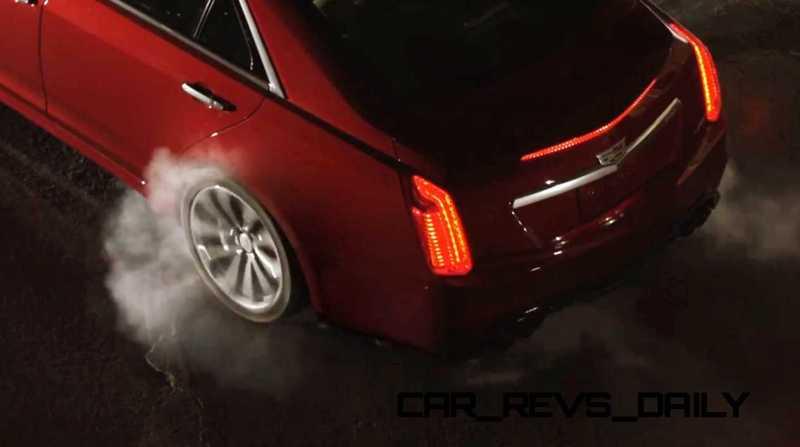 2016 Cadillac CTS Vseries Video Stills 23