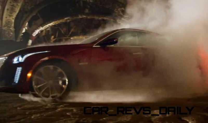 2016 Cadillac CTS Vseries Video Stills 30