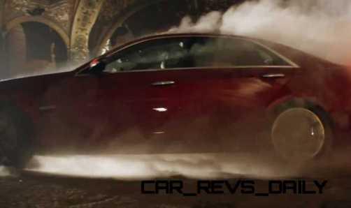 2016 Cadillac CTS Vseries Video Stills 33