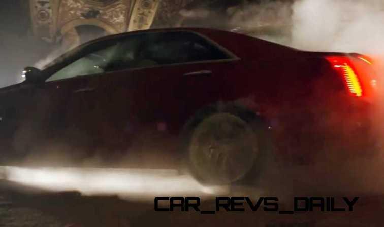 2016 Cadillac CTS Vseries Video Stills 36