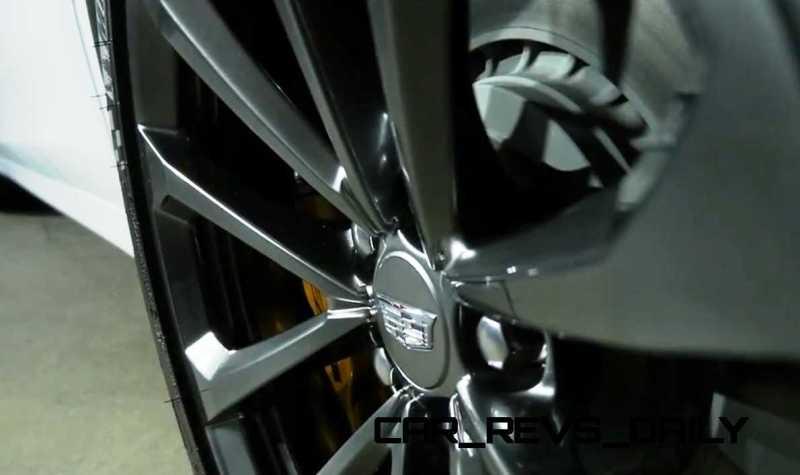 2016 Cadillac CTS Vseries Video Stills 4