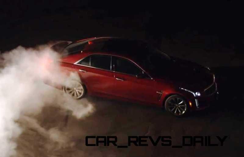 2016 Cadillac CTS Vseries Video Stills 49