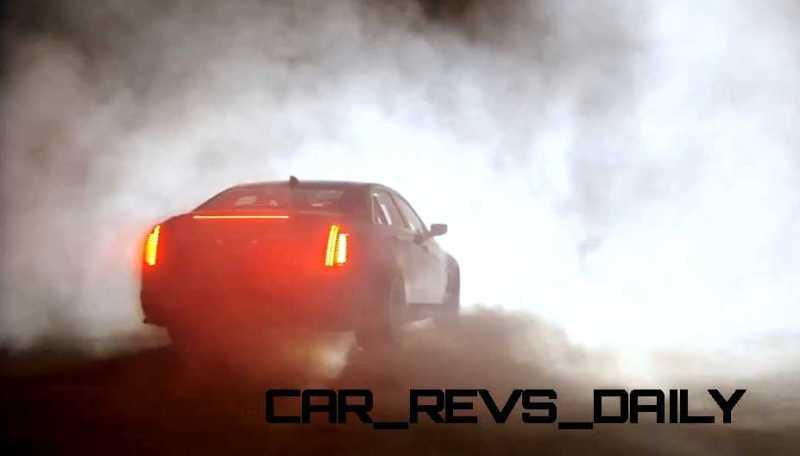 2016 Cadillac CTS Vseries Video Stills 59