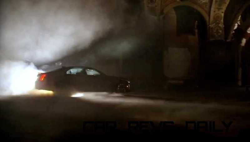 2016 Cadillac CTS Vseries Video Stills 70