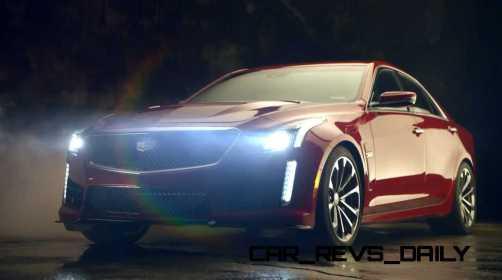 2016 Cadillac CTS Vseries Video Stills 84