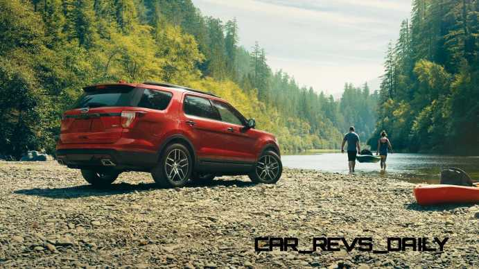 2016 Ford Explorer Features 23
