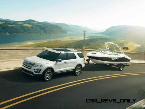 2016 Ford Explorer Features 28