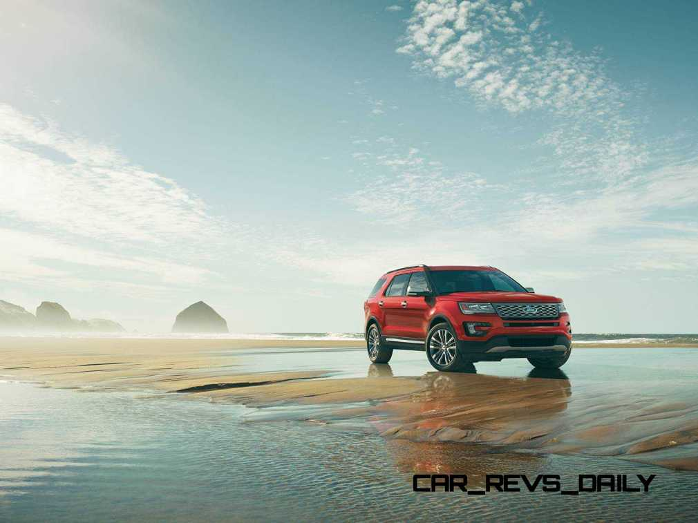 2016 Ford Explorer Features 37