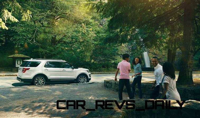 2016 Ford Explorer Features 41