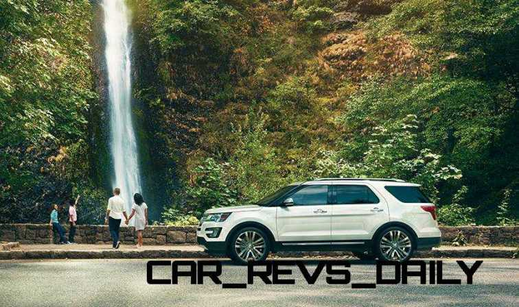 2016 Ford Explorer Features 42