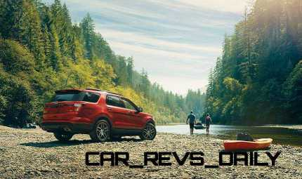 2016 Ford Explorer Features 47