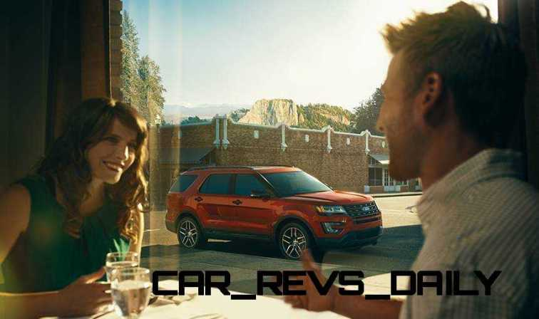 2016 Ford Explorer Features 55