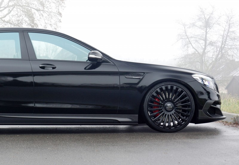 3.1s, 1000HP Mercedes-AMG S63 Is Latest MANSORY Monster 19